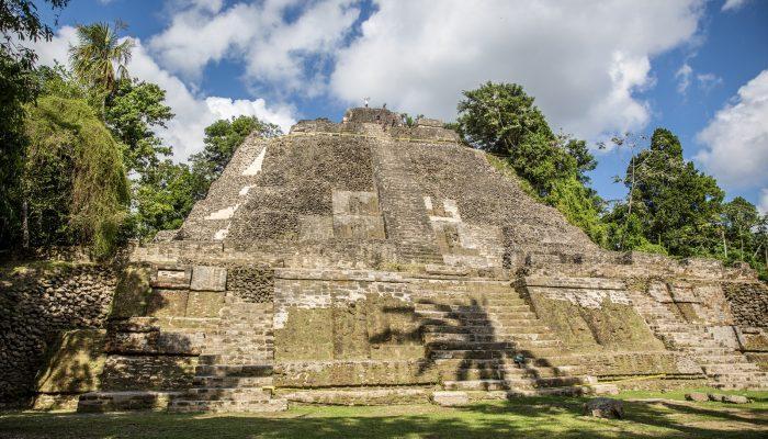 History of Belize - centralamerica com