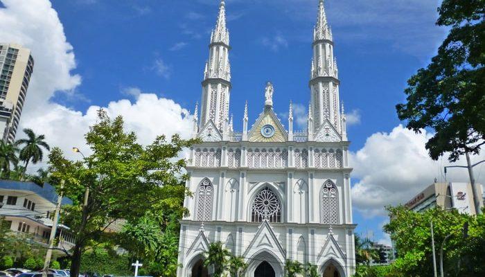 Iglesia del Carmen, El Cangrejo, Panama City