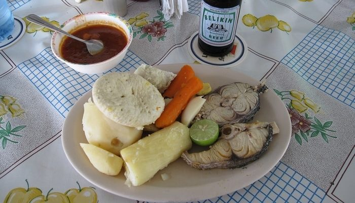 Boil Up in Belize / Belizean Food