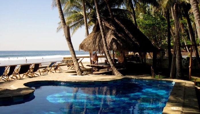 El Dorado Surf Resort, El Zonte, La Libertad, El Salvado