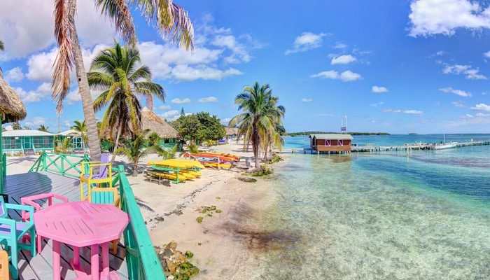 Enjoying the Belize sunshine - Should I stay in Belize?