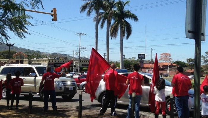Gearing up for the elections in Costa Rica
