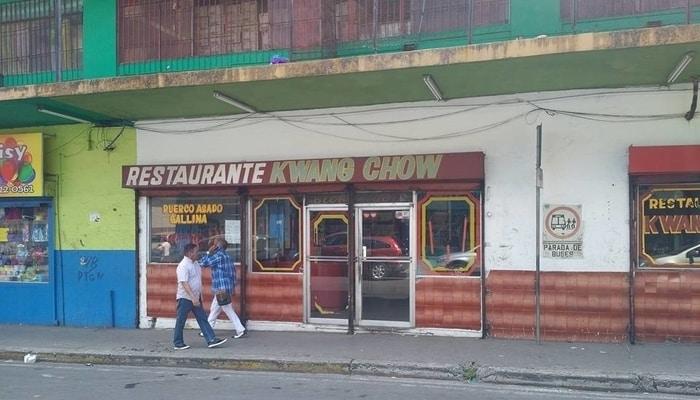 Kwang Chow, Panama City