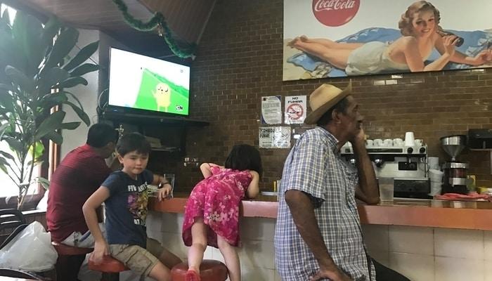 Cafe Coca Cola, Casco Viejo, Panama City