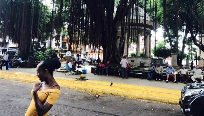 Santa Ana, Casco Viejo, Panama City