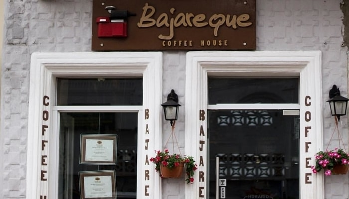 Bajareque Coffee House, Casco Viejo, Panama City