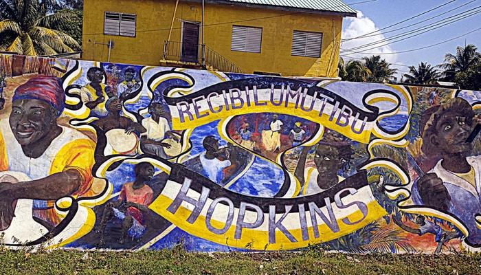 Hopkins Village, Belize / bobistraveling (Flickr)/ Commercial use allowed