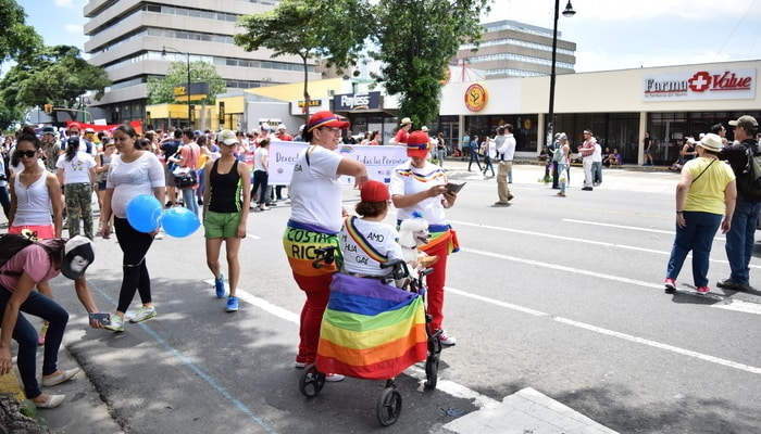 Pride Parade in Costa Rica