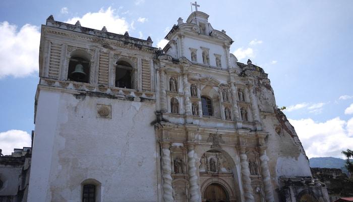 Iglesia San Francisco El Grande, Antigua, Guatemala