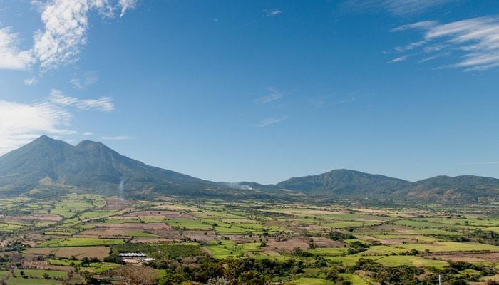 Valle de Jiboa, El Salvador