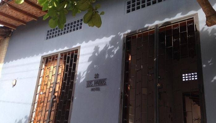 Investing in Nicaragua - Los Patios Hotel in Granada