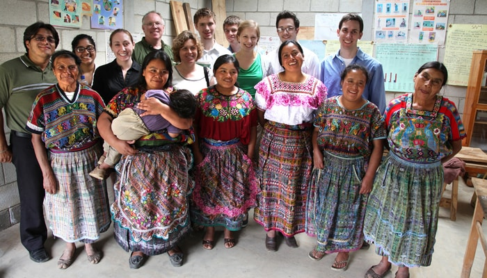 Healthcare in Guatemala: Indigenous rural midwives